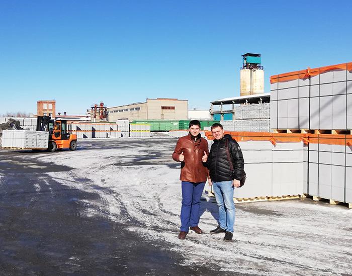Завод газобетонных блоков Твинблоки